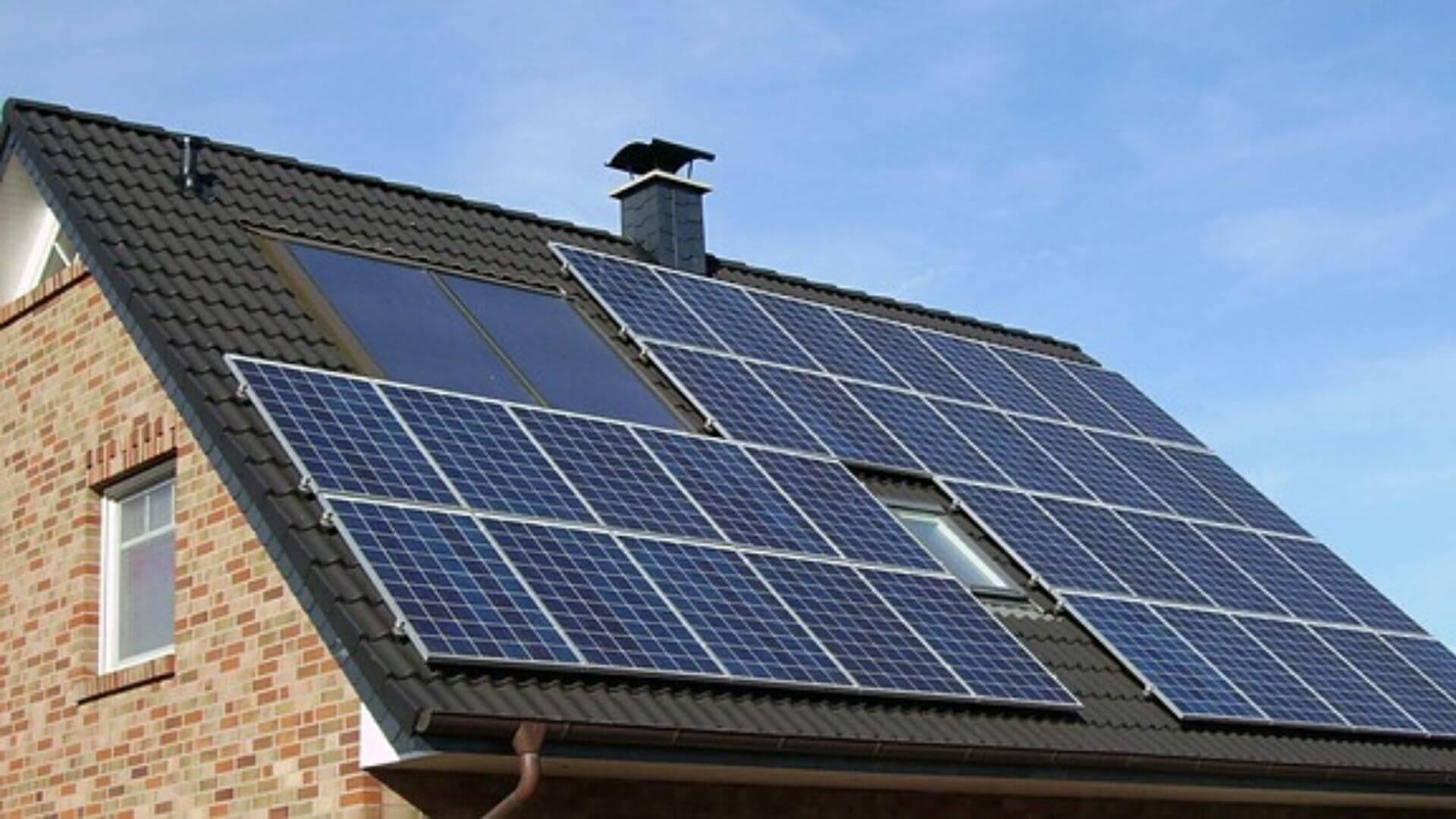 太陽光発電を導入