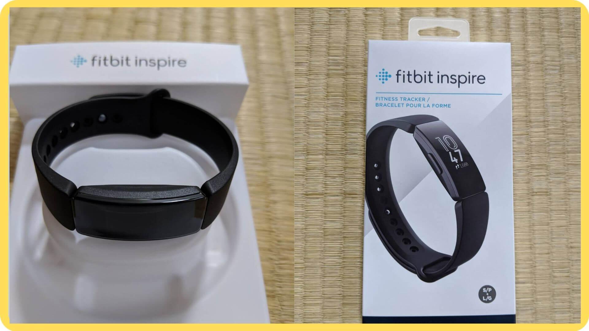 Fitbit inspire